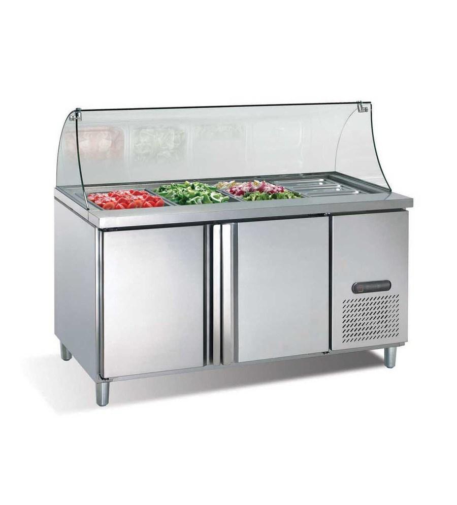 Salad Bar 2 And 3 Doors